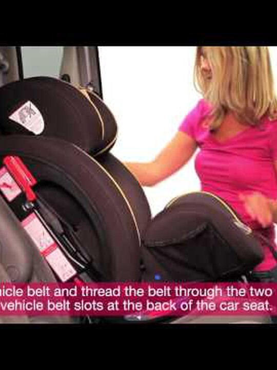 Joie Stages Car Seat - Caviar image number 4