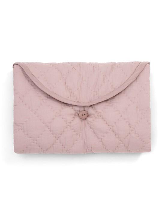 Travel Changing Mattress - Pink image number 1