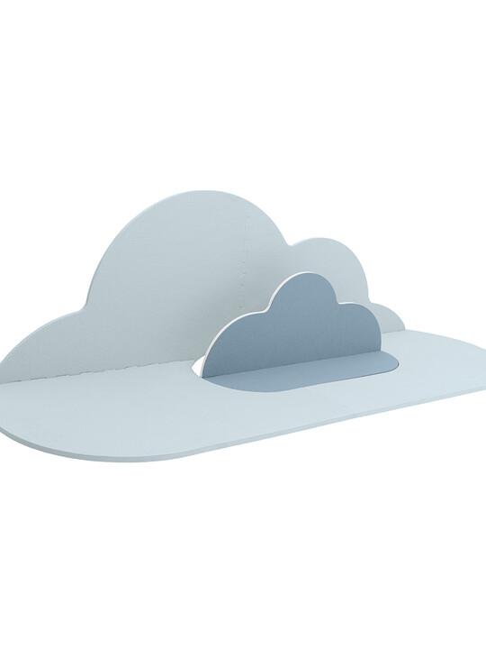 Quut Playmat Cloud Small Dusty Blue image number 6