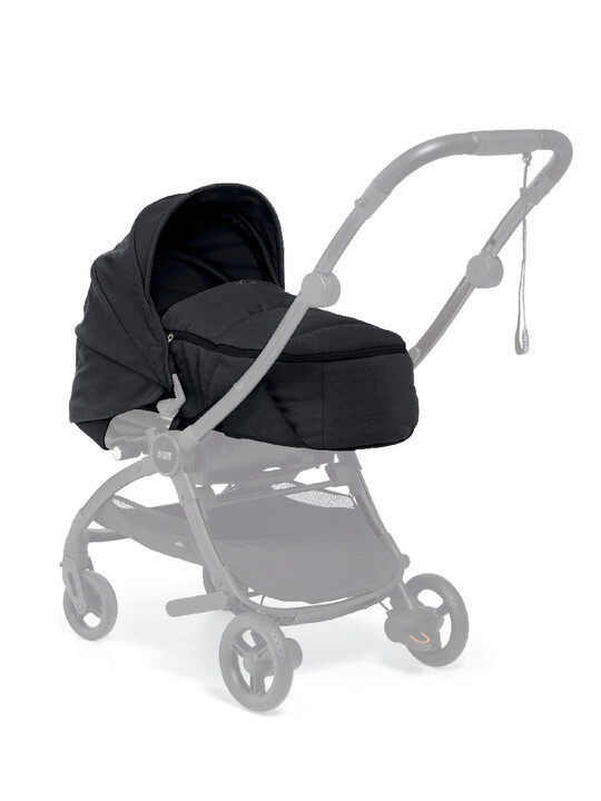 Airo Dusk with Rose Gold Frame Pushchair with Black Newborn Pack image number 11