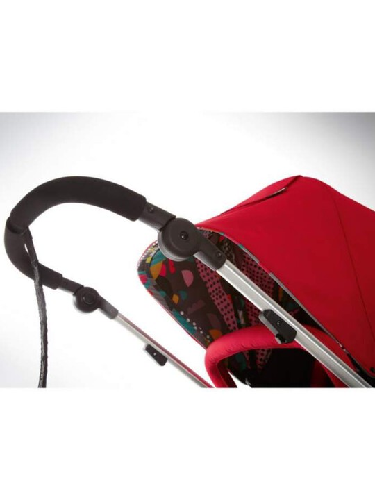 Sola 2 Pushchair - Bright Red image number 6