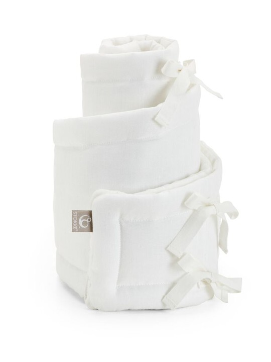 Stokke® Sleepi™ Mini Bumper - White image number 1