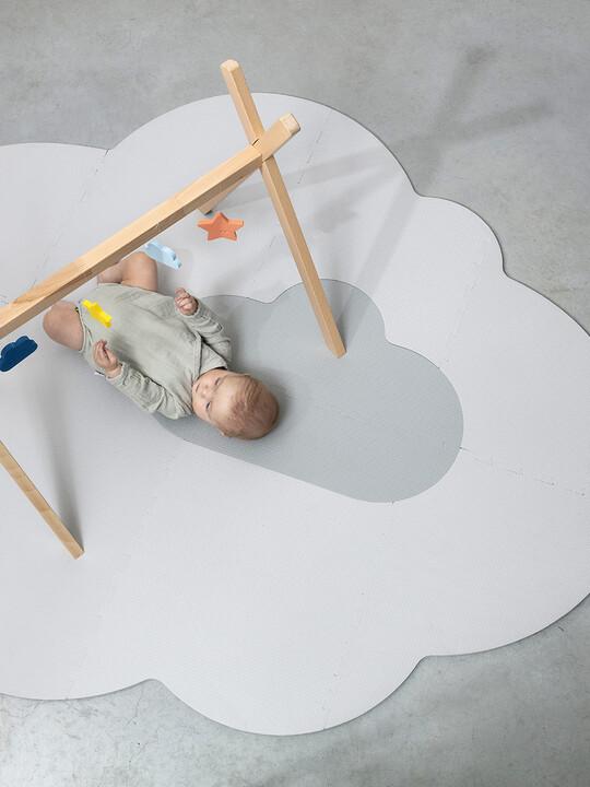 Quut Playmat Cloud Large Pearl Grey image number 2