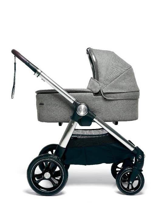 Ocarro Carrycot - Woven Grey image number 2