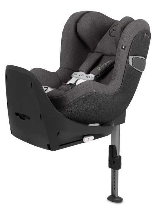 Cybex Sirona Z i-Size Toddler Car Seat incl. SensorSafe - Manhattan Grey image number 1