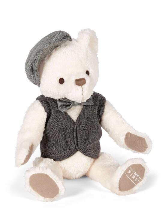 Soft Toy - Bear Blue image number 1