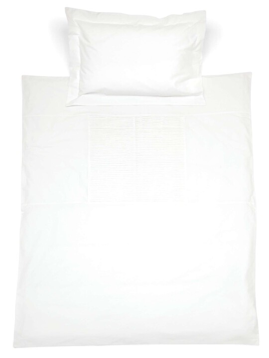 Cotbed Duvet Cover and Pillowcase - Welcome to the World image number 1