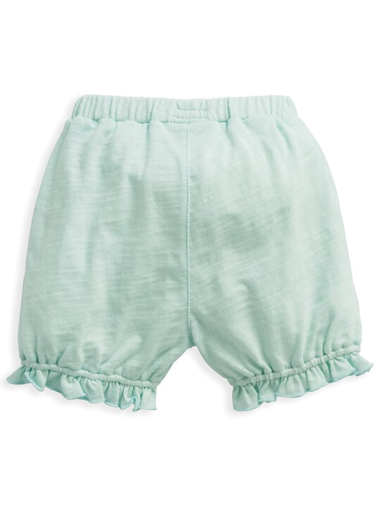 Frill Shorts Blue image number 2