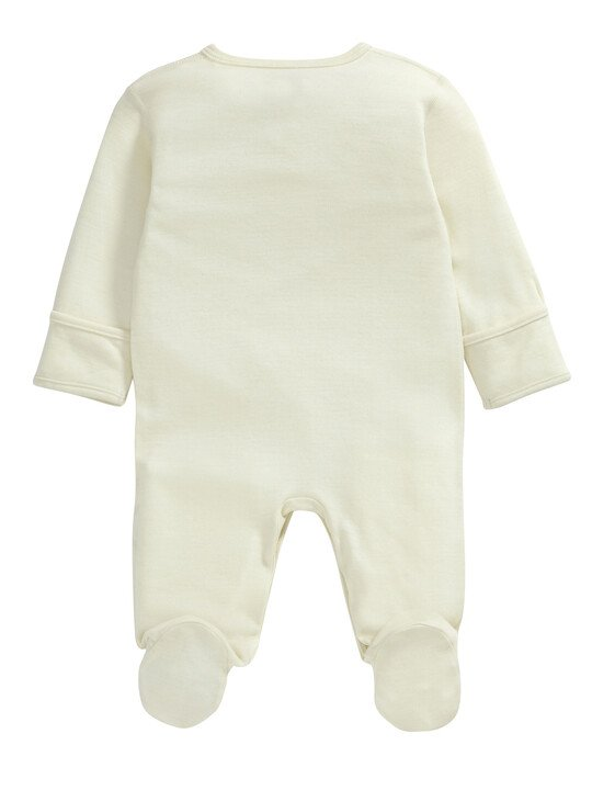 Merino Wool All-In-One Cream- New Born image number 4