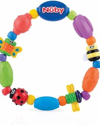 Nuby Playful teething bracelet Bug-a-Loop