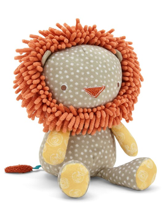 Zam Bee Zee - Lion Soft Toy image number 2