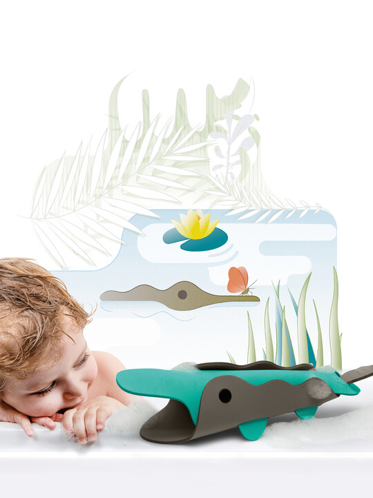 Quut Quutopia Bathtime Stories 3D  Crocodile River image number 3