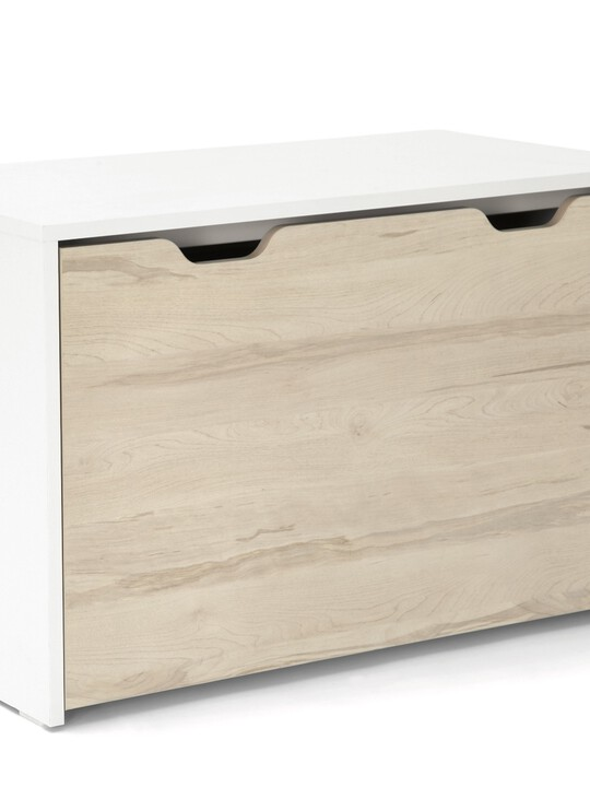 Lawson Storage Box - Natural/White image number 1