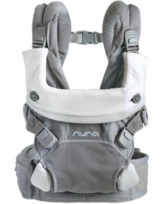 Nuna Cudl Baby Carrier- Frost
