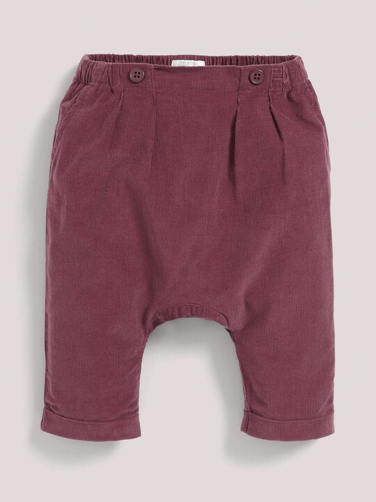 Mulberry Cord Trousers image number 1