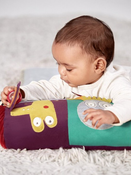 Tummy Time Activity Toy & Rug image number 2