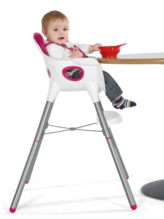 Juice Highchair - Pink image number 2
