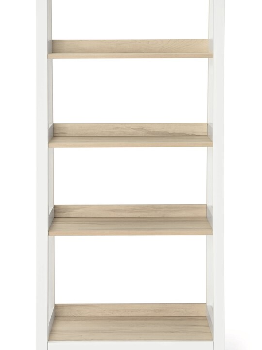 Lawson Bookcase - Natural/White image number 3