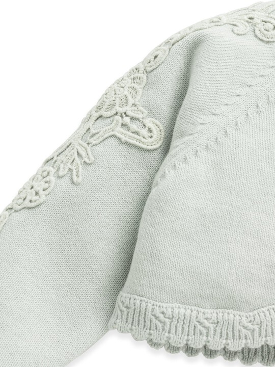 Lace Long Sleeve Cardigan image number 3
