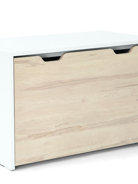 Lawson Storage Box - Natural/White image number 5