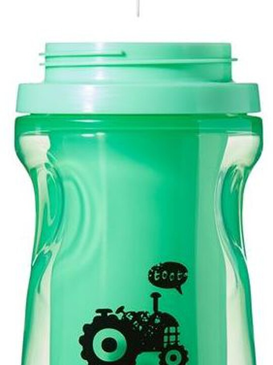 Tommee Tippee Explora 260ml Insulated Straw Cup - Green image number 2