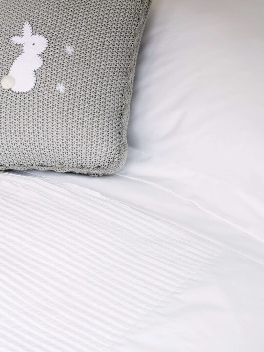 Cotbed Duvet Cover and Pillowcase - Welcome to the World image number 6