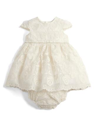 Organza Lace Dress