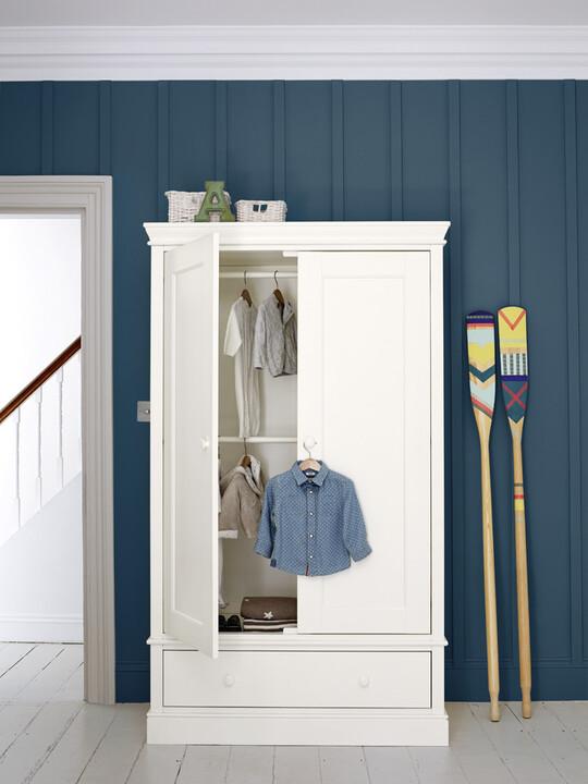 Oxford Wardrobe - White image number 4