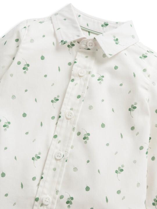 Leaf Print Shirt image number 5