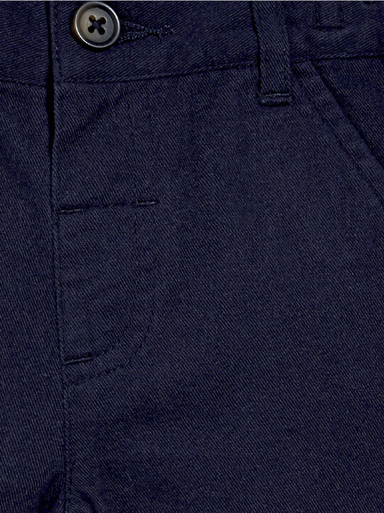 Navy Chinos image number 3