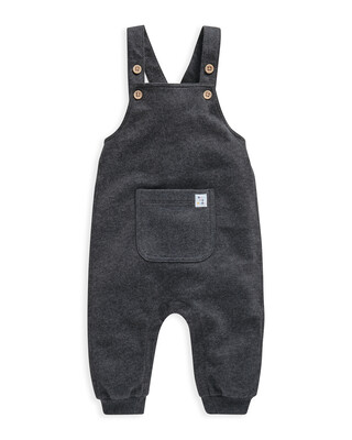 Charcoal Jersey  Dungaree