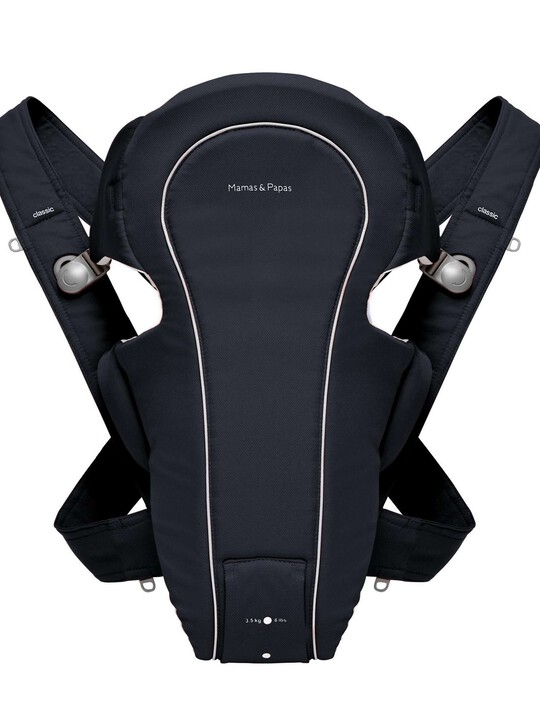 Classic Baby Carrier - Black image number 1