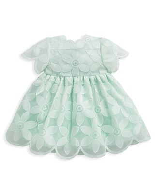 Mint Organza Dress