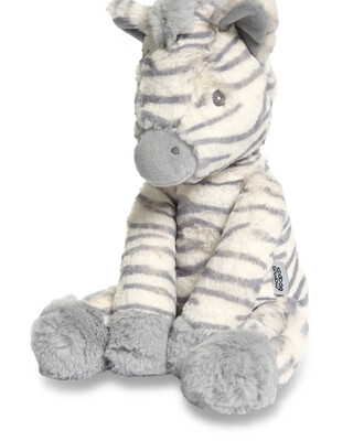 SOFT TOY - ZEBRA