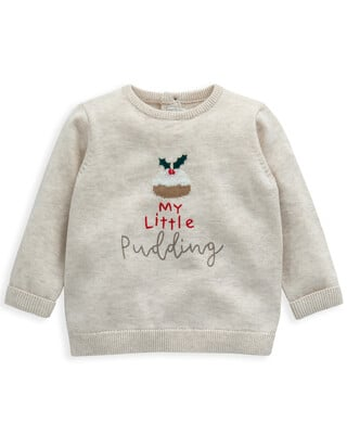 Little Pudding Knitted Jumper