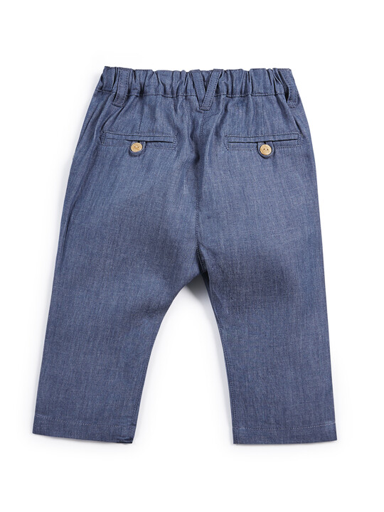 Chambray Chinos image number 2