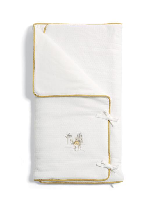 Snuggle Me Blanket - Camel image number 1