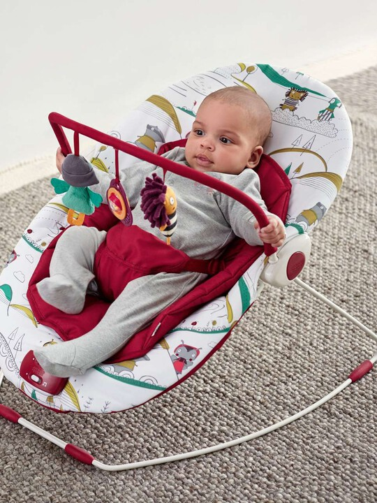 Capella Bouncer - Babyplay image number 4