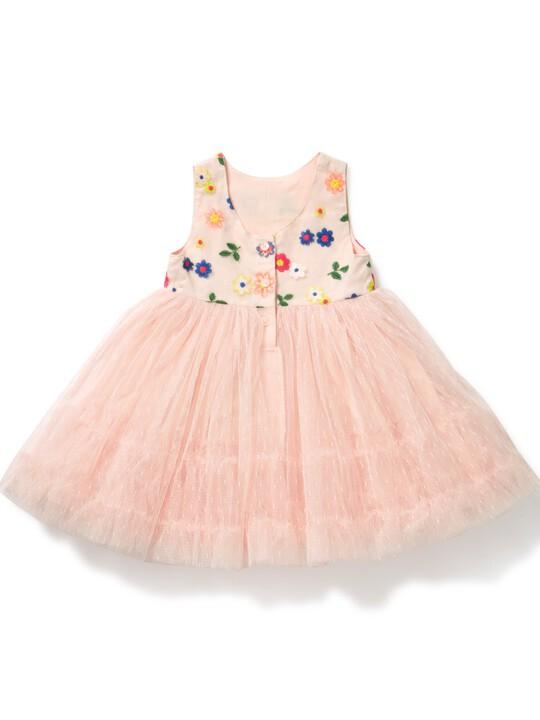 Embroidered Tutu Dress image number 2