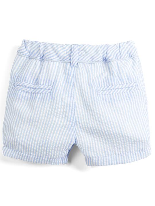 Seersucker Shorts image number 2