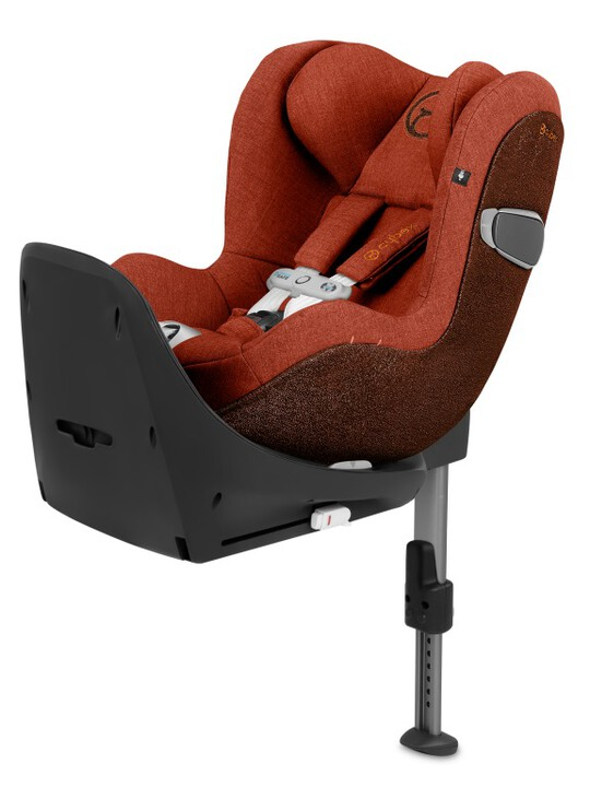 Cybex Sirona Z i-Size Toddler Car Seat incl. SensorSafe - Autumn Gold image number 1