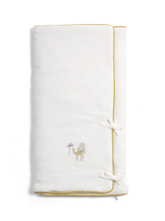Snuggle Me Blanket - Camel image number 2