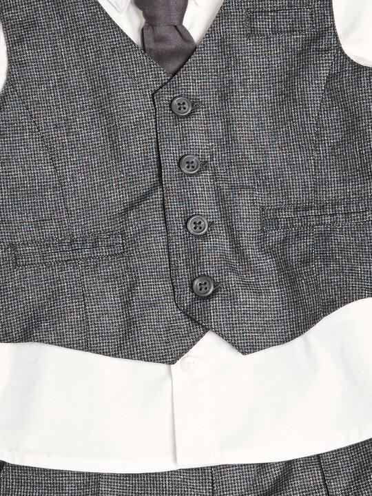 4 Piece Suit Set Grey image number 6