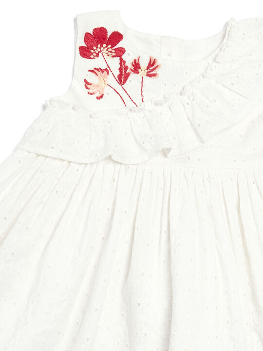 Borderie Dress image number 3