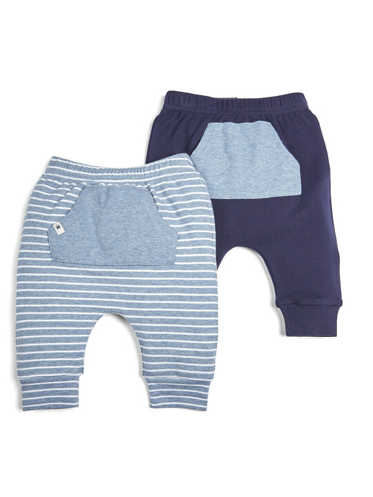 Blue Joggers - 2 Pack image number 1