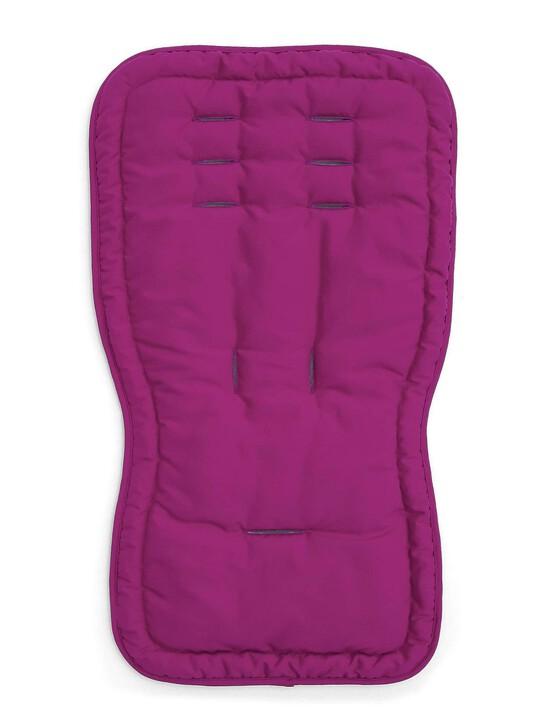 Essentials Pushchair Liner - Carousel Pink image number 2