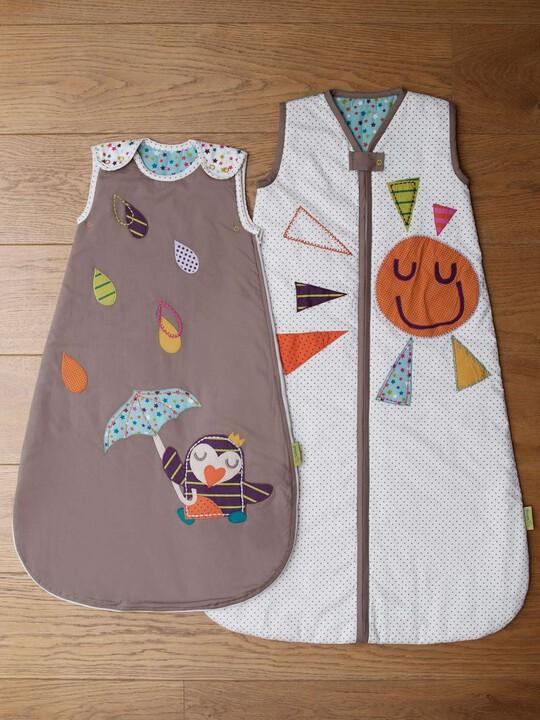 Timbuktales - Dreampod Sleep Bag 0-6 months 2.5 tog image number 5