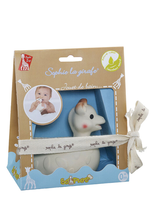 Sophie la girafe So'Pure Bath Toy image number 1