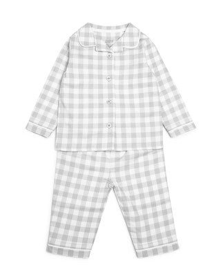 Grey Check Pyjamas