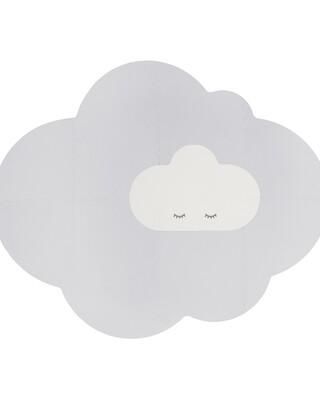 Quut Playmat Cloud Large Pearl Grey